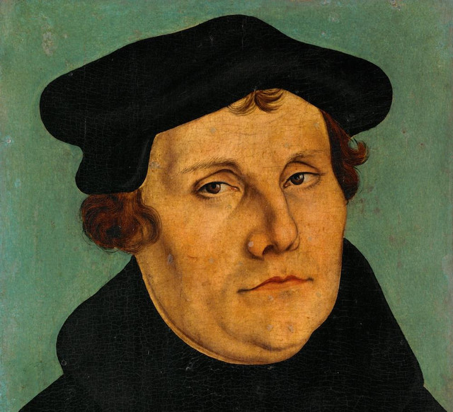 Martin Luther Catholic Dissident An Episode From The Spectator On