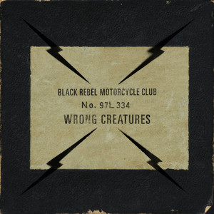 Black Rebel Motorcycle Club Carried From the Start cover
