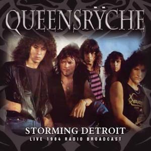 Storming Detroit (Live) Albumcover