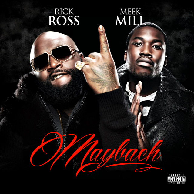 Maybach Albumcover