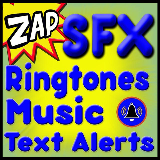 Ray Gun Zap, Button  Switch, Zip, Electronic Sfx, Ringtone, Text