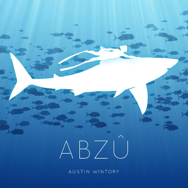 Album cover for Abzu by Austin Wintory