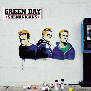 Shenanigans Albumcover