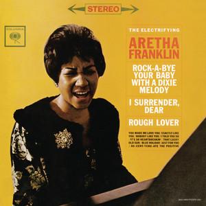 The Electrifying Aretha Franklin Albumcover