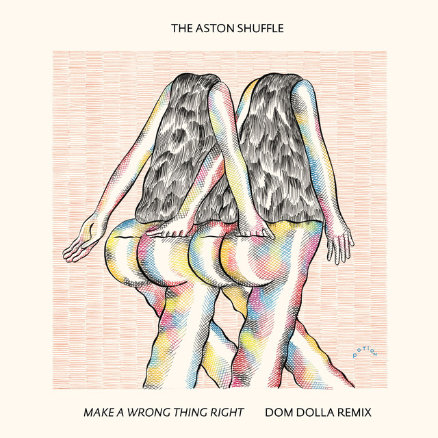 Make A Wrong Thing Right (feat. Micah Powell) [Dom Dolla Remix Edit]