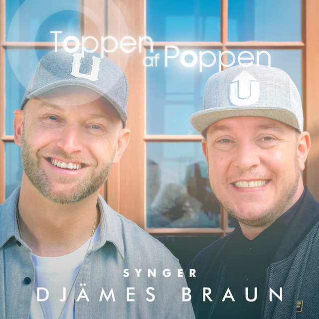 Album cover for Toppen Af Poppen 2016 - Synger Djämes Braun (Live) by Various Artists