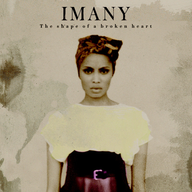 Album cover for The Shape Of A Broken Heart by Imany