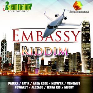 Embassy Riddim Albumcover