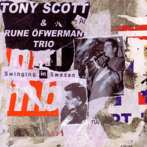 Tony Scott Night in Tunisia cover
