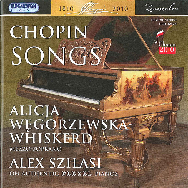Chopin: Songs Albumcover