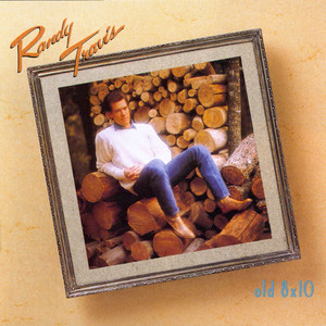 Old 8 x 10 - Randy Travis