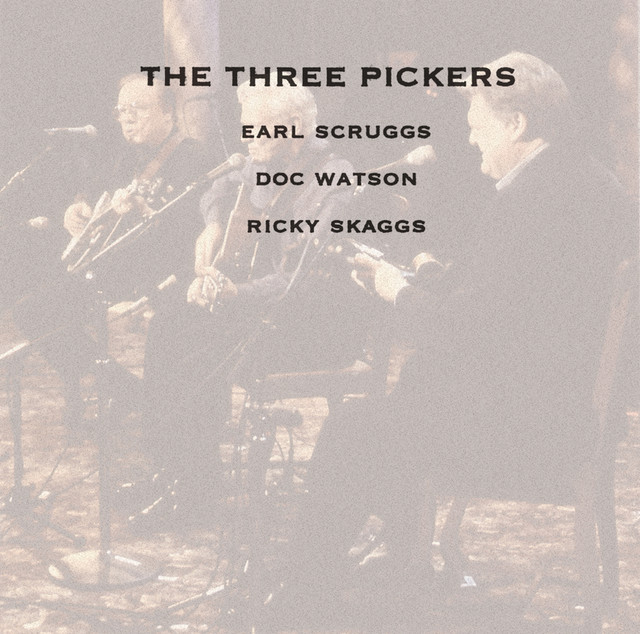 The Three PIckers Albumcover