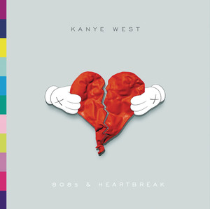 808s & Heartbreak Albumcover