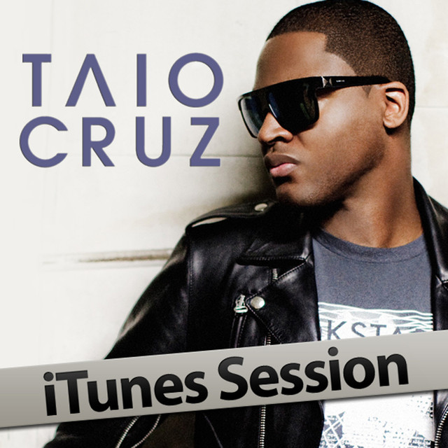 Taio Cruz iTunes Session album cover