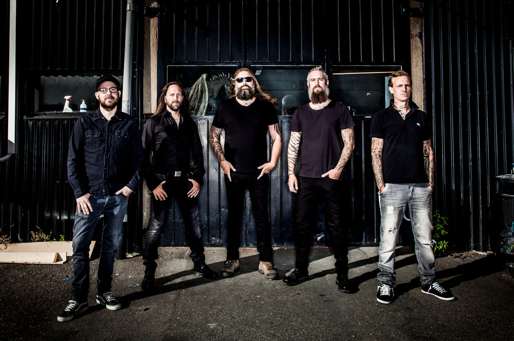 In Flames tickets and 2018 tour dates