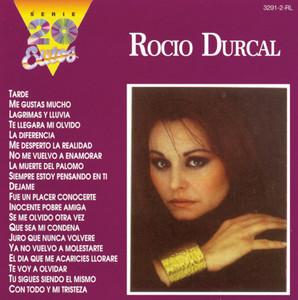 Rocío Dúrcal, Juan Gabriel Fue un placer conocerte cover