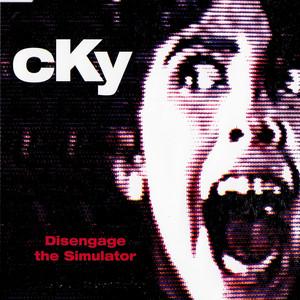 Disengage the Simulator - EP (Bonus Tracks) Albumcover