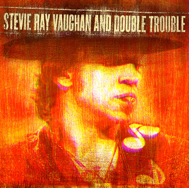 Stevie Ray Vaughan and Double Trouble Live at Montreux 1982 & 1985 album cover