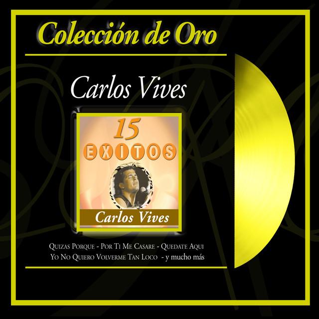 Carlos Vives De colección album cover