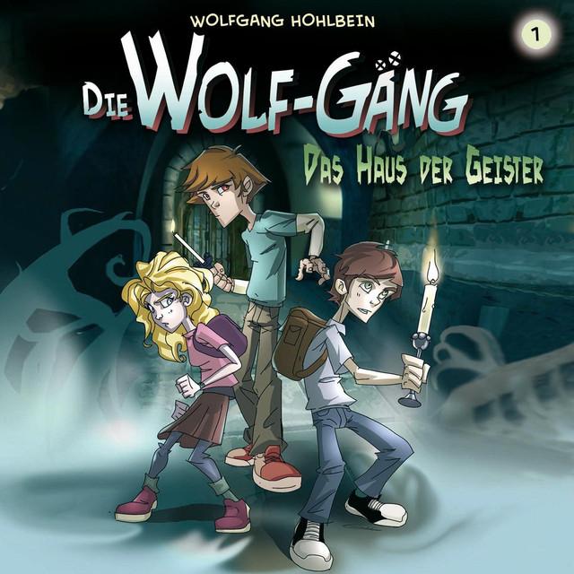Vol. 1 - Das Haus der Geister! Cover