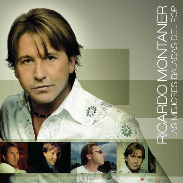 Ricardo Montaner Las Mejores Baladas del Pop album cover