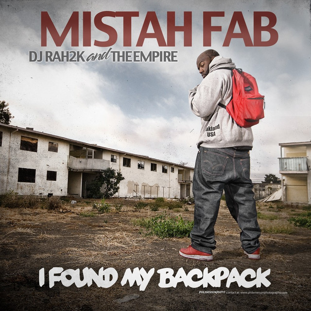 DJ Rah2k and The Empire - I Found My Backpack