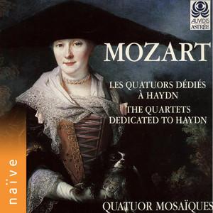 Mozart: Les quatuors dédiés à Haydn Albümü