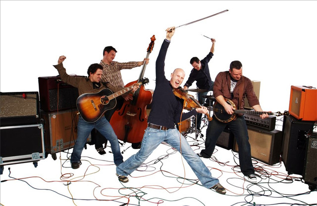 Ryan Shupe And The Rubberband