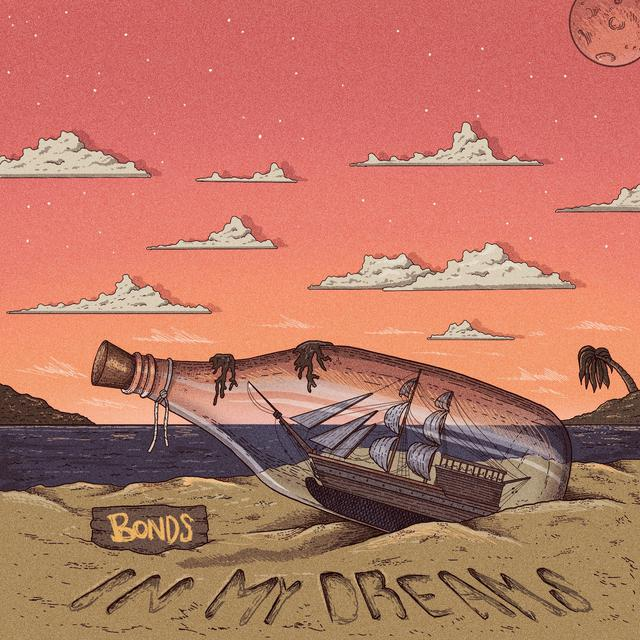 Album cover for In My Dreams by B0nds