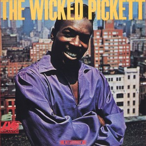 The Wicked Pickett Albumcover