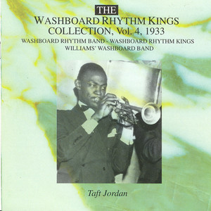 The Washboard Rhythm Kings Vol. 4 - 1933 album