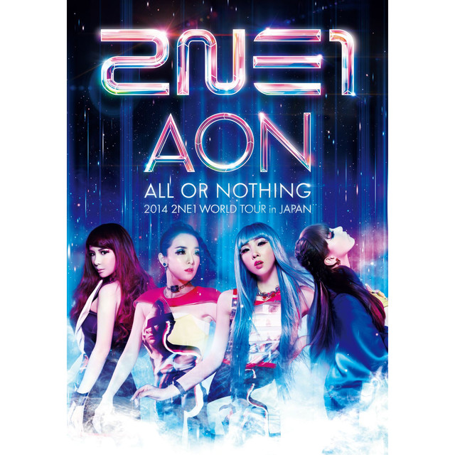 2014 2NE1 WORLD TOUR 〜ALL OR NOTHING〜 in JAPAN