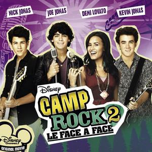 Demi Lovato, Alyson Stoner, Joe Jonas, Nick Jonas, Alyson Stoner, Anna Maria Perez de Taglé What We Came Here For cover