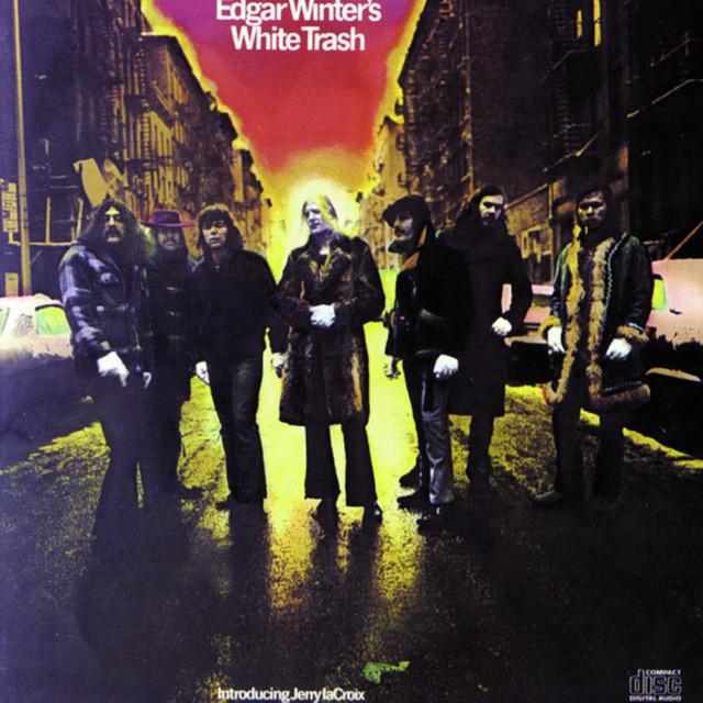 Edgar Winter's White Trash White Trash album cover