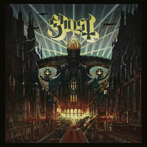 Ghost B.C, He Is på Spotify