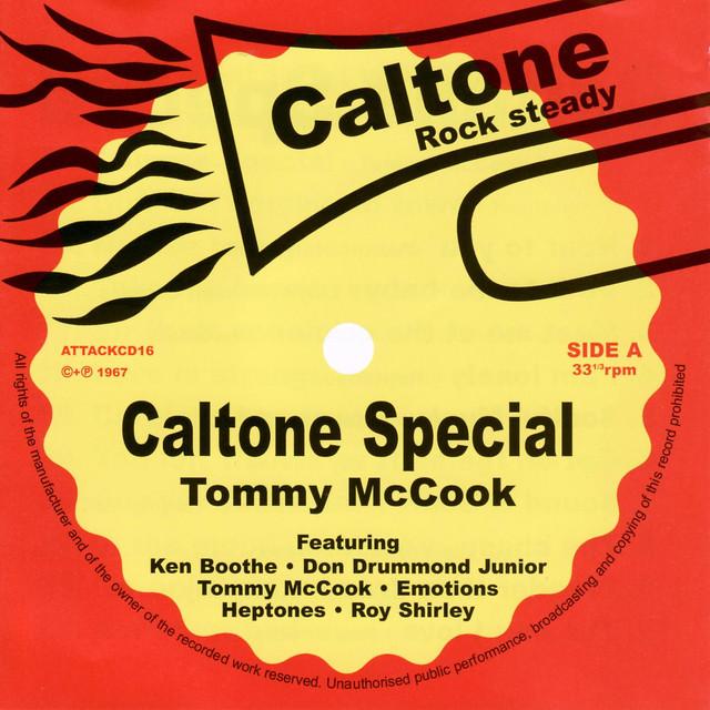 Various Artists Caltone Special album cover