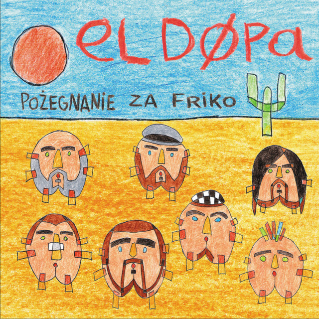 Album cover for Pożegnanie za friko by El Dupa