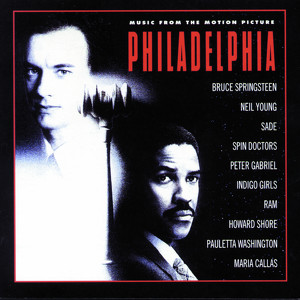 Philadelphia - Music From The Motion Picture Albumcover