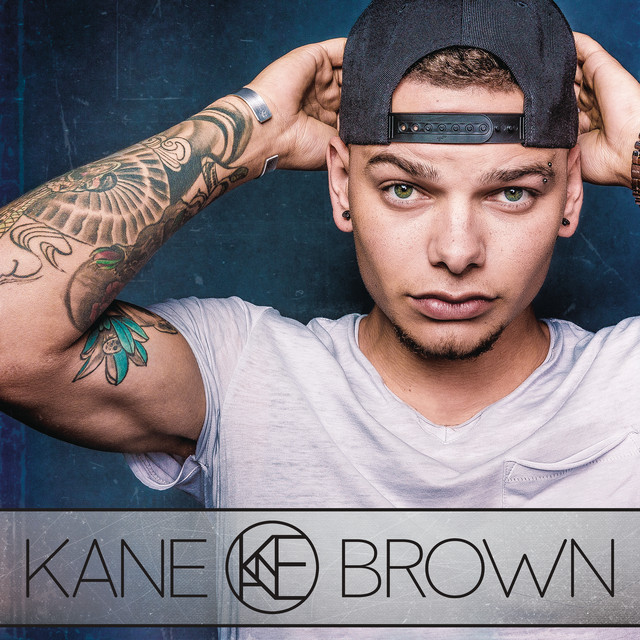 Album cover for Kane Brown by Kane Brown