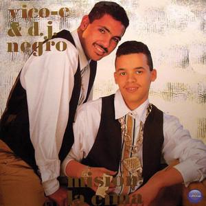Vico C, Dj Negro Mundo Artificial cover