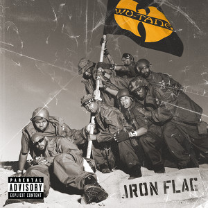 Wu-Tang Iron Flag Albumcover