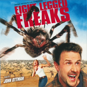 Eight Legged Freaks (Original Motion Picture Soundtrack) Albumcover