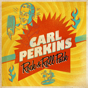 Carl Perkins - Rock & Roll Pack - EP
