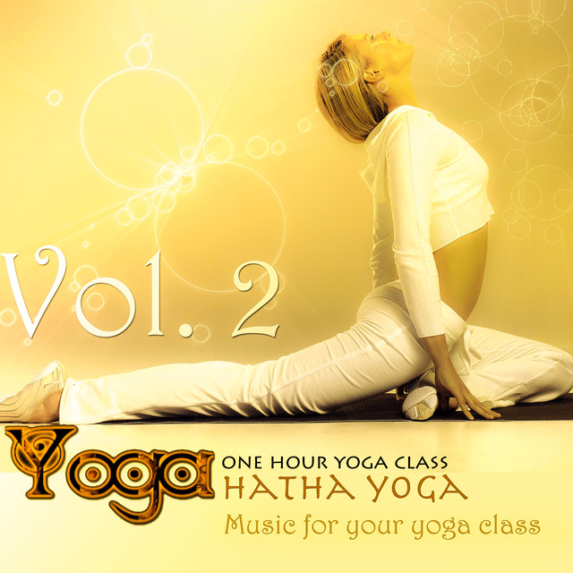 Yoga: Hatha Yoga, Vol.2 (Music for your yoga class and Meditation & Relaxation) Albumcover