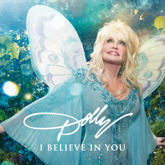 Album cover for I Believe in You by Dolly Parton