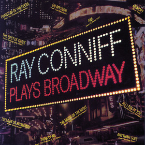Ray Conniff Plays Broadway album