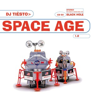 Space Age 1.0 Albumcover