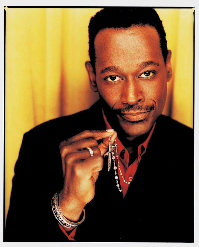 Luther Vandross Here and Now [Album Version] cover