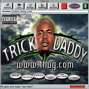 www.thug.com Albumcover