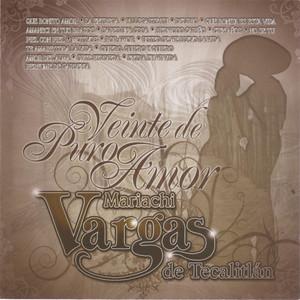 Mariachi Vargas de Tecalitlán Amaneci en Tus Brazos cover
